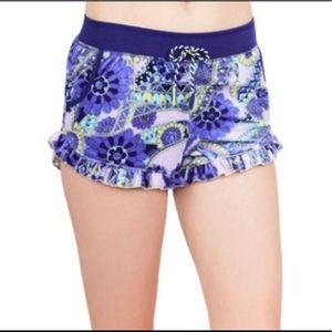"Betsey Johnson ""Vintage Terry"" pajamas shorts, new"